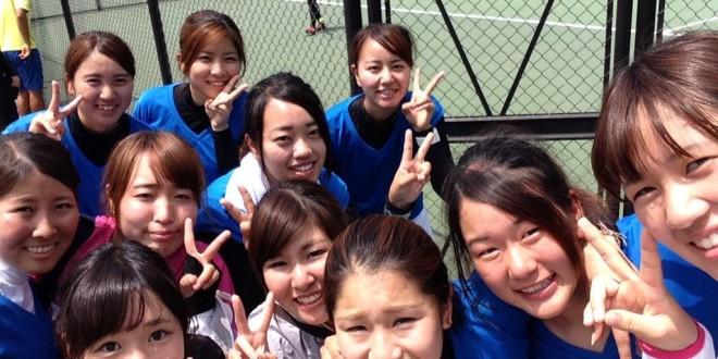 The tennis team