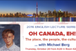 English Lecture 4: Oh Canada, eh!
